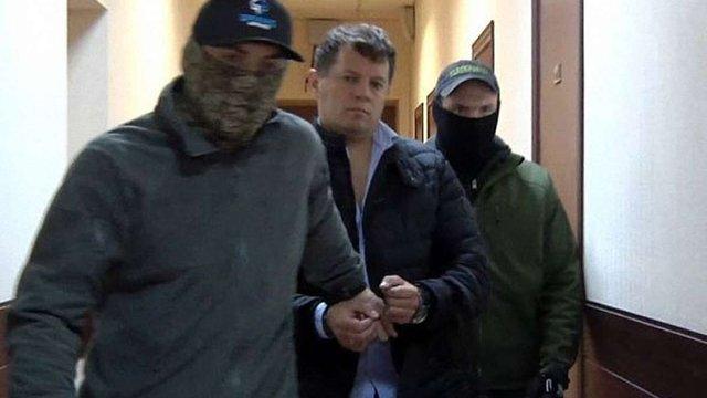 Українського консула не пустили до затриманого журналіста «Укрінформу»