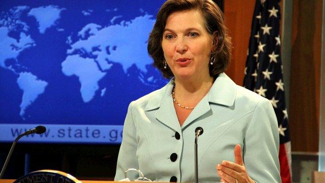 Держдеп США анонсував візит Вікторії Нуланд до Москви для обговорення ситуації у Донбасі