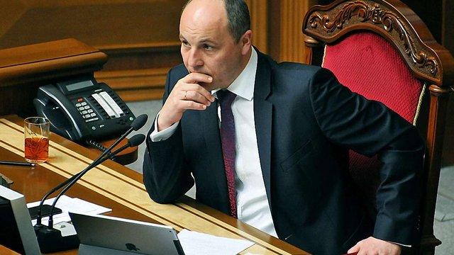 Андрій Парубій вважає, що у Раді знайдуться голоси для введення візового режиму з РФ