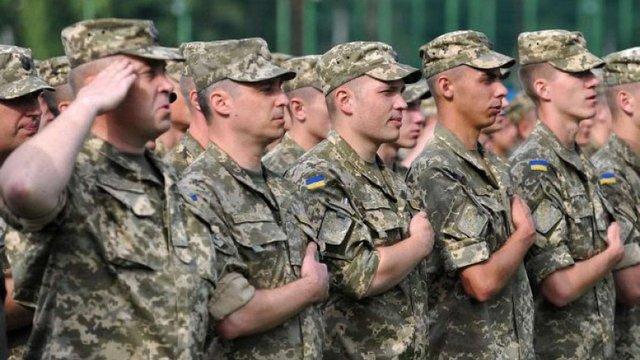 В Україні стартував призов на строкову службу