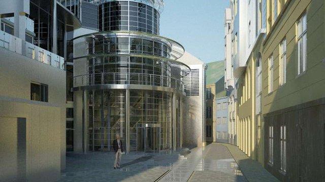ЛМР забере в «Кіносвіту» частину земельної ділянки в центрі Львова