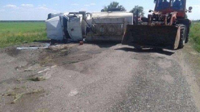 Неподалік Маріуполя сталося ДТП за участі військових: один загинув, троє отримали важкі травми