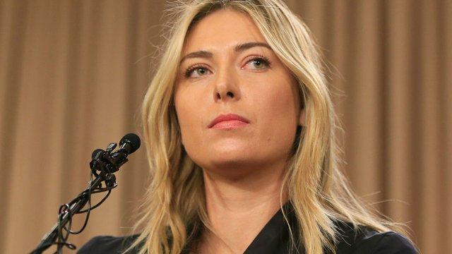 CAS зменшив термін дискваліфікації російської тенісистки Марії Шарапової