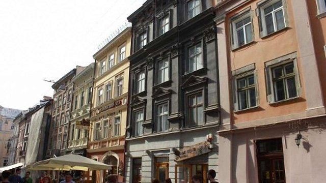 Прокуратура оскаржила передачу пам'ятки архітектури в центрі Львова під готель