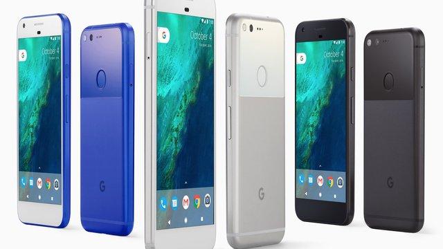 Google представила відразу два смартфони власної розробки