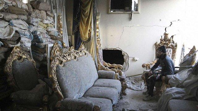 США розглядають можливість військового вирішення сирійського конфлікту