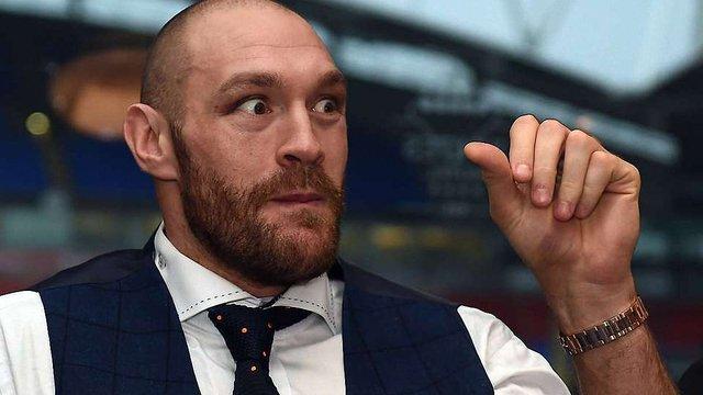 Британський боксер Тайсон Ф'юрі зізнався у вживанні кокаїну