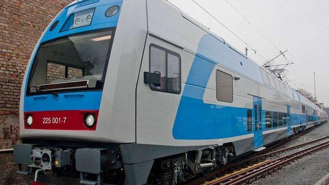 «Укрзалізниця» планує запустити двоповерховий електропоїзд між Львовом і Києвом