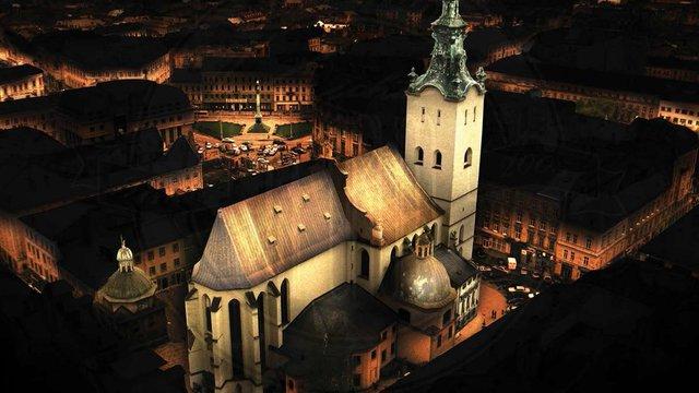 У Львові підсвітять Латинську Катедру