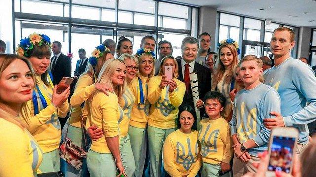Порошенко нагородив призерів Олімпіади та Паралімпіади-2016
