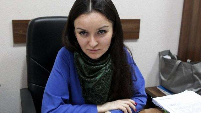 Колишня суддя Оксана Царевич передумала позиватися до президента