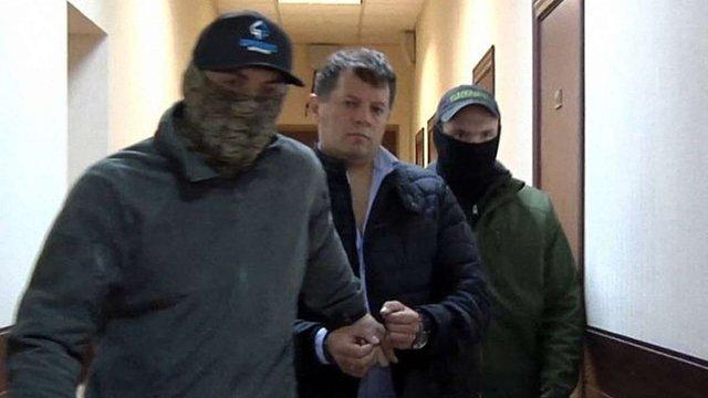 Росія розпочала кампанію з дискредитації журналіста Сущенка, - Фейгін