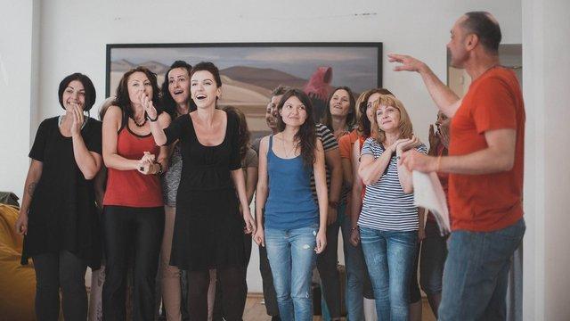 Театр Леся Курбаса покаже благодійну виставу для збору коштів на лікування художнього керівника
