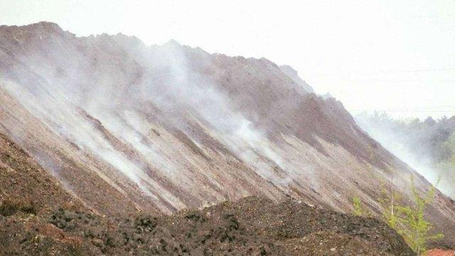 Кабмін виділив ₴15 млн на ліквідацію горіння терикону на Сокальщині