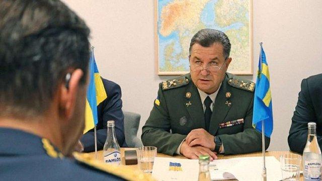 Полторак назвав кількість загиблих у зоні АТО українських військових від початку року