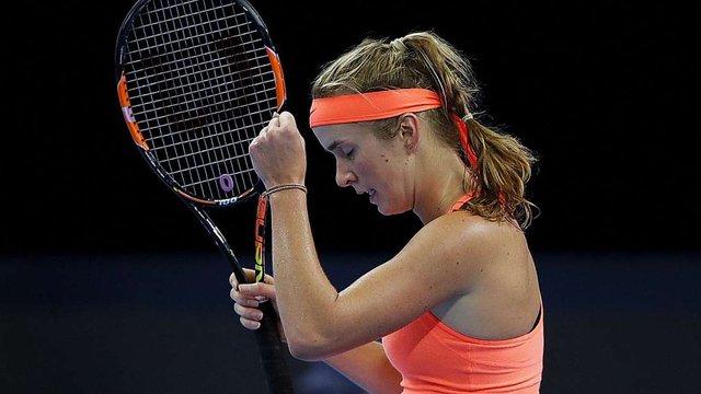 Еліна Світоліна вийшла у півфінал турніру в Китаї