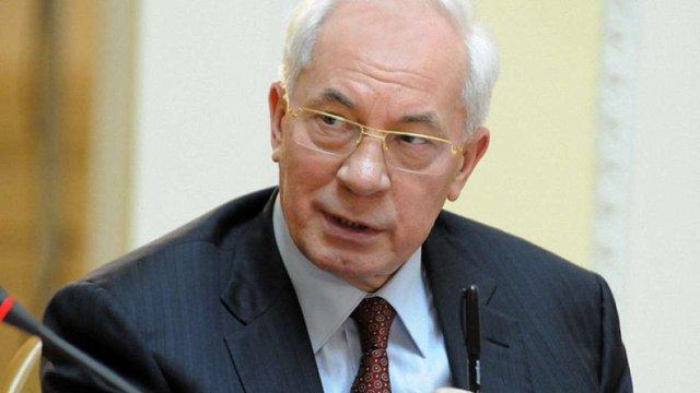 Суд заборонив повертати Миколі Азарову пенсію