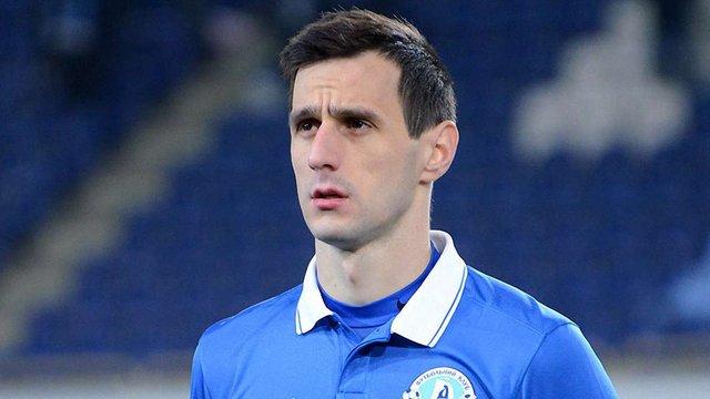 ФІФА зобов'язала «Дніпро» виплатити хорватському футболісту €340 тис.
