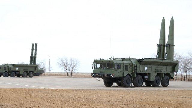 Росія перекидає ядерні ракети до прикордонної з Литвою та Польщею території, - розвідка США