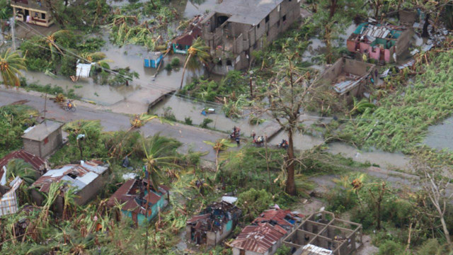 Від урагану «Метью» постраждали більше 1,2 млн осіб, – ООН