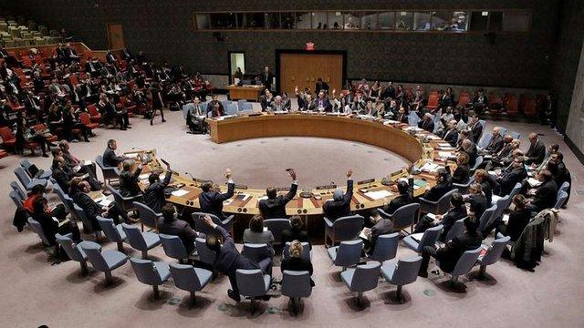 У Радбезі ООН не підтримали російську резолюцію щодо Сирії