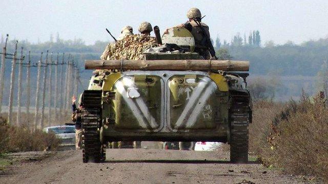 Відведення військ біля Станиці Луганської сьогодні не відбудеться