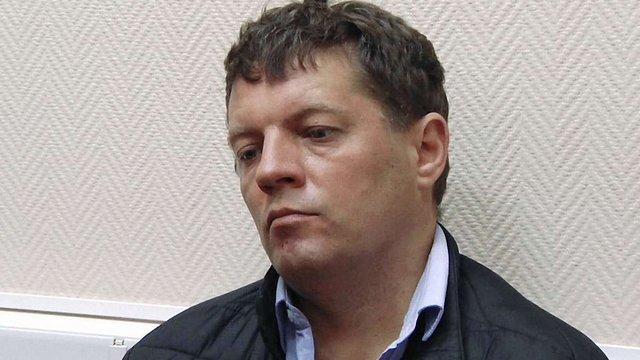 Російські правозахисники відвідали у камері українського журналіста Романа Сущенка
