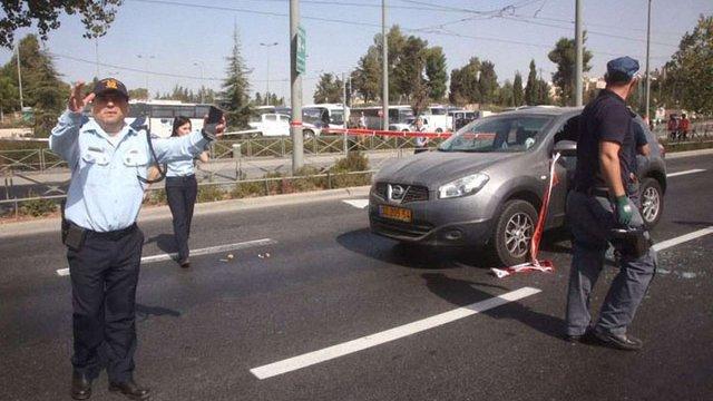 У Єрусалимі палестинець влаштував стрілянину по перехожих, 2 особи загинули