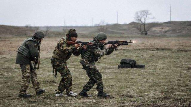 На Луганщині українські бійці дали серйозну відсіч ДРГ бойовиків