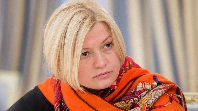 Геращенко запропонувала, щоби російських виконавців «попси» завертали на українському кордоні