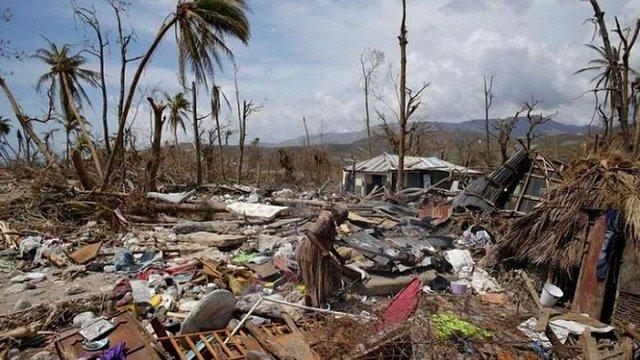 Кількість загиблих від урагану «Меттью» на Гаїті досягла 1 тис. осіб