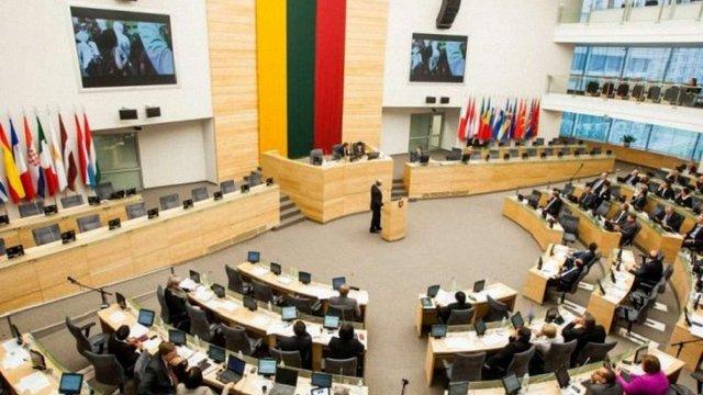 До парламенту Литви пройшли шість партій