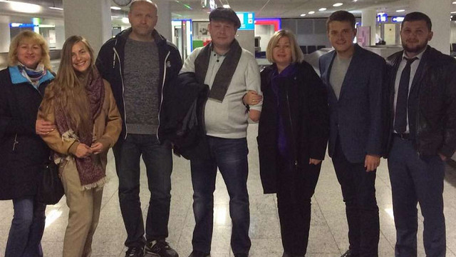 До української делегації на сесію ПАРЄ увійшли колишні полонені