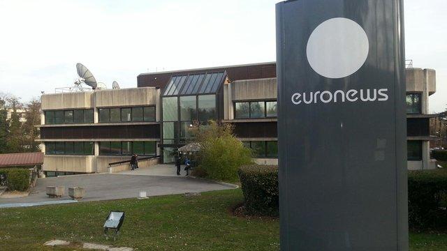 Довкола телекомпанії Euronews розгорівся новий скандал