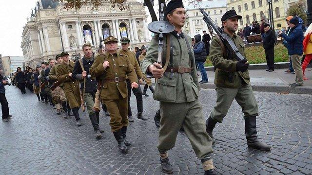 14 жовтня у Львові відбудеться Марш слави захисників України