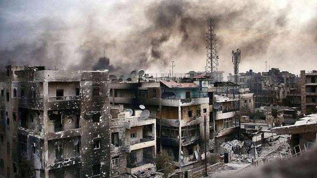 У британському парламенті російські бомбардування Алеппо порівняли з діями нацистів