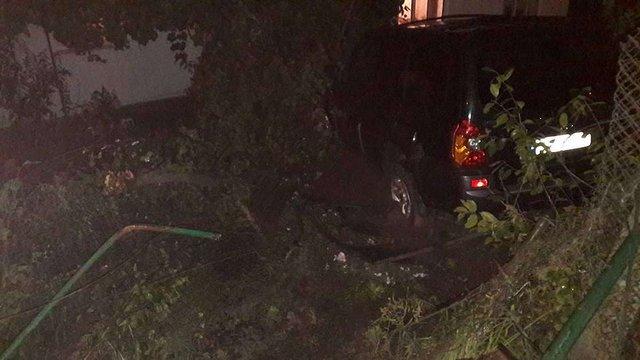 Автомобіль з польськими номерами збив двох пішоходів у Львові, один з них загинув на місці