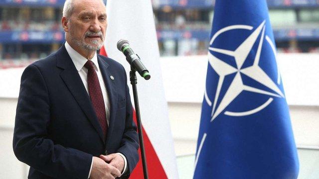 Міністр оборони Польщі зробив категоричну заяву щодо окупації території України