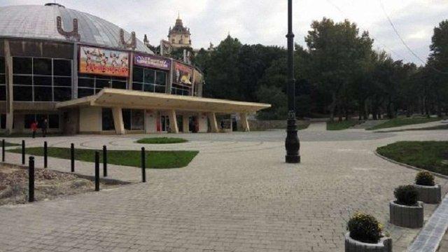 Громадські простори у центральному районі Львова облаштують до кінця року