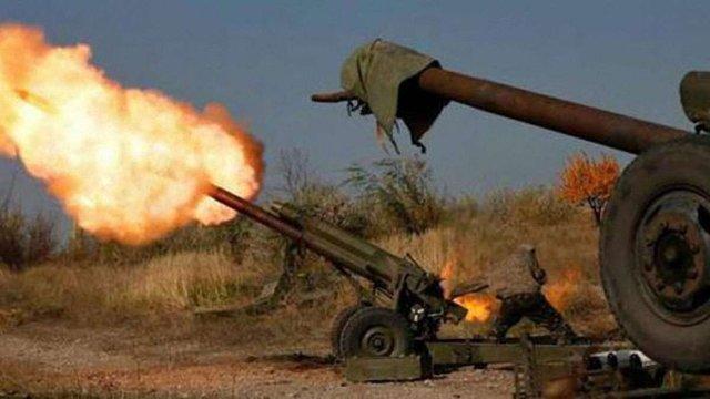 Під Маріуполем бойовики застосували 122-мм артилерію і спробували прорвати оборону