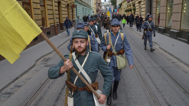 ЛМР оприлюднила програму святкувань Дня захисника України