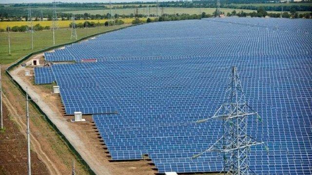 Міністр екології заявив про інтерес інвесторів до проекту парку сонячної енергії під Чорнобилем