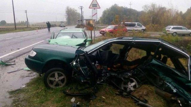У ДТП на трасі Львів – Рава-Руська загинула жінка-водій