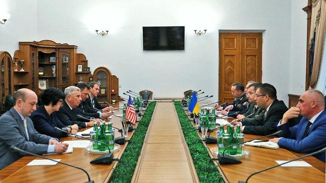 До України прибув американський генерал, призначений радником міністра оборони
