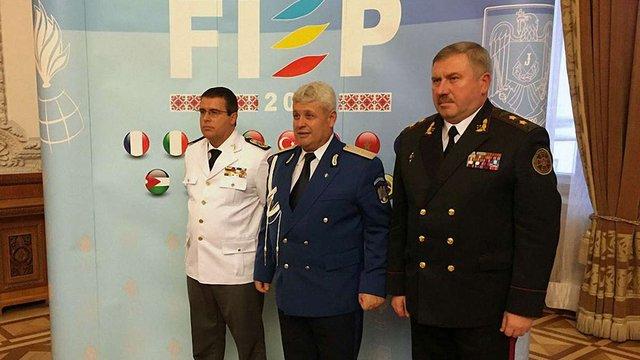Нацгвардія отримала статус спостерігача в Асоціації сил жандармерії країн Європи (FIEP)