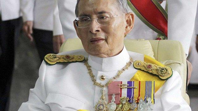 Помер король Таїланду, який правив 70 років