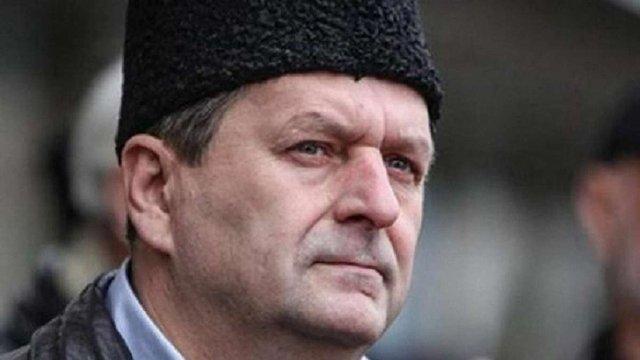 У Криму продовжили арешт заступника голови Меджлісу Ахтема Чийгоза