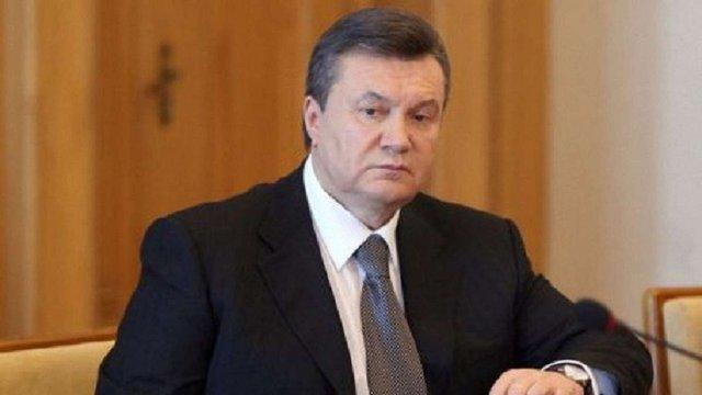 Росія офіційно підтвердила надання Януковичу тимчасового притулку