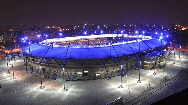 Збірна України з футболу зіграє товариський матч із Сербією у Харкові