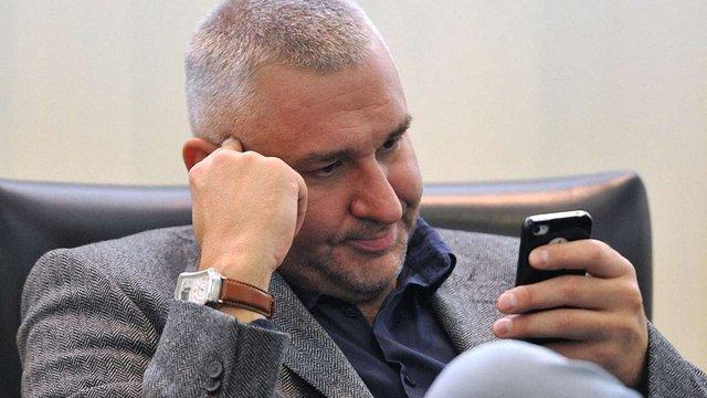 Адвокату Фейгіну заборонили виїзд із Росії